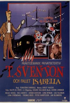 T. Sventon och fallet Isabella - image 1