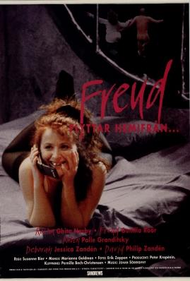 Freud flyttar hemifrån ...
