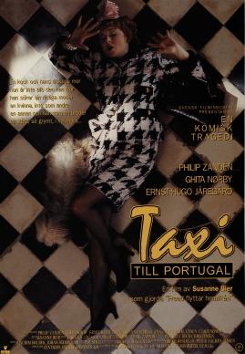 Taxi till Portugal