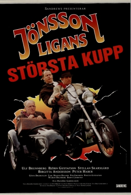 Jönssonligans största kupp - image 1