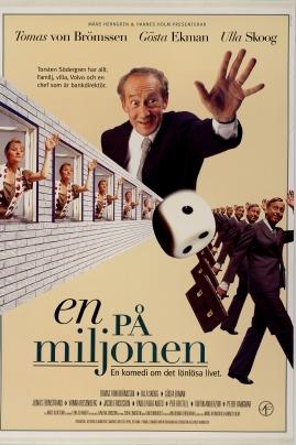 En på miljonen : En komedi om det lönlösa livet - image 2