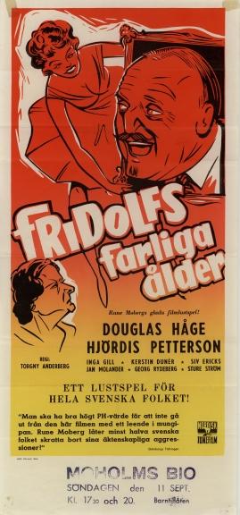 Fridolfs farliga ålder