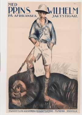 Med Prins Wilhelm på afrikanska jaktstigar - image 35