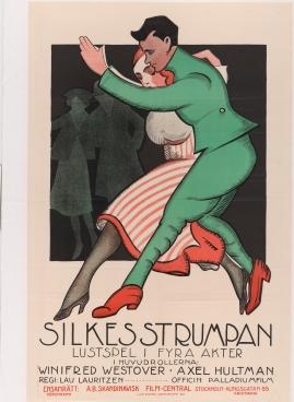 Silkesstrumpan
