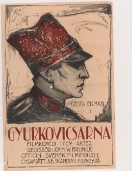Gyurkovicsarna