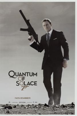 Quantum of Solace - image 1