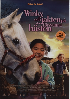 Winky och jakten på den försvunna hästen