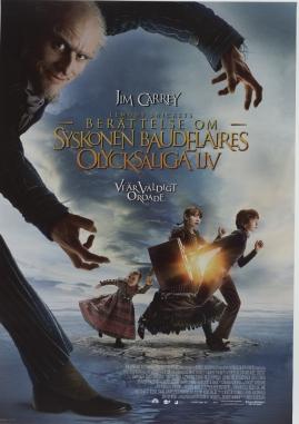 Lemony Snickets berättelse om syskonen Baudelaires olycksaliga liv - image 1