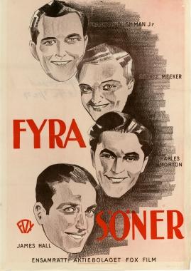 Fyra söner