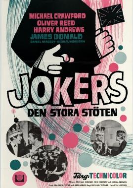 Jokers - den stora stöten