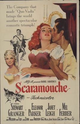 Scaramouche - de tusen äventyrens man - image 1