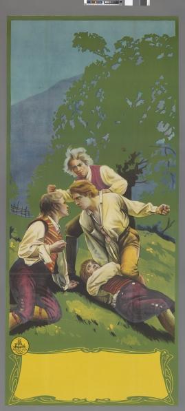 Ett farligt frieri : Folkkomedi i fyra akter - image 32