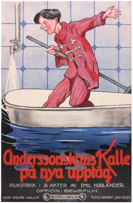 Anderssonskans Kalle på nya upptåg