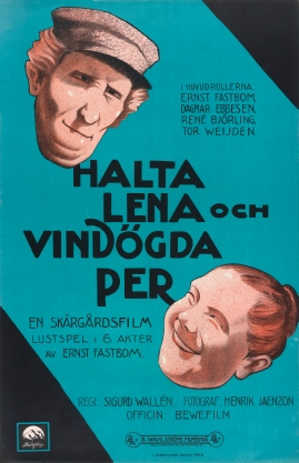 Halta Lena och vindögda Per