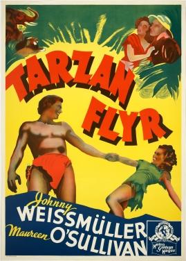 Tarzan flyr