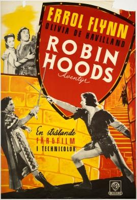 Robin Hoods äventyr