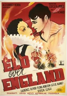 Eld över England - image 1