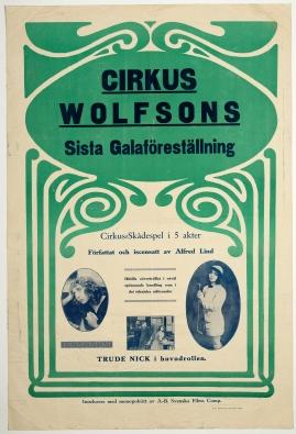 Cirkus Wolfsons sista galaföreställning