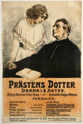 prästens dotter