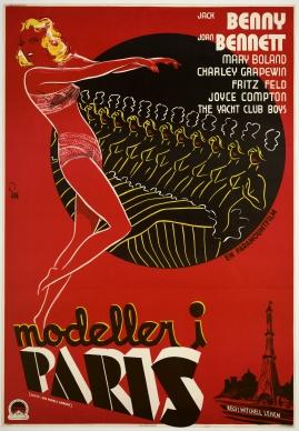 Modeller i Paris