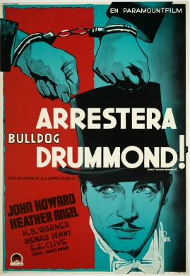 """ Arrestera Bulldog Drummond!"" - image 1"