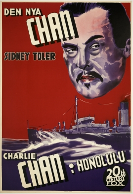 Charlie Chan i Honolulu