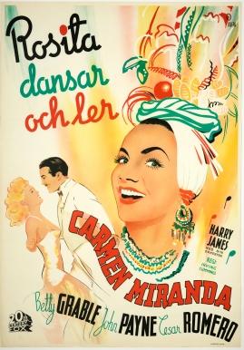 Rosita dansar och ler