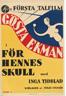 För hennes skull (1930)