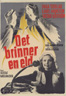 Det brinner en eld (1943)